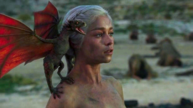 Khaleesi_Dragon