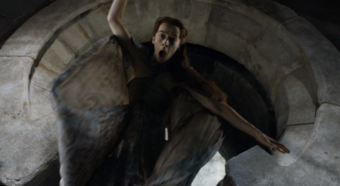 Littlefinger Pushes Lysa