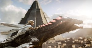 khaleesi, khaleesi rides dragon, khaleesi game of thrones, emilia clarke, jon snow dead