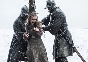 game of thrones, stannis baratheon kills daughter, jon snow dead, shireen baratheon