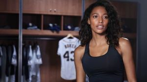 ginnybaker,kylie bunbury,pitch on fox